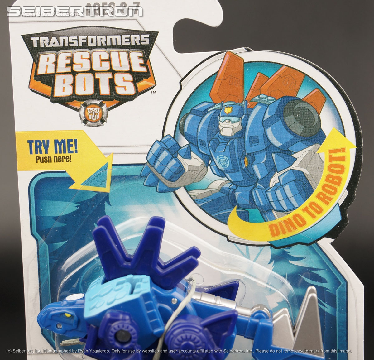CHASE Transformers Roar And Rescue Bots Playskool Heroes