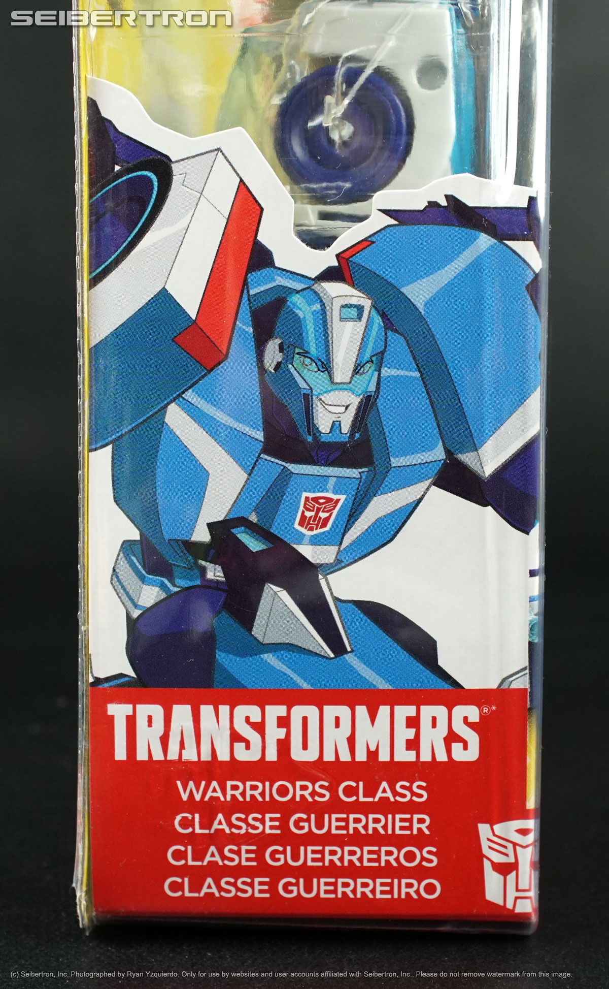 BLURR Transformers Robots In Disguise Combiner Force Warrior Hasbro 2017 New