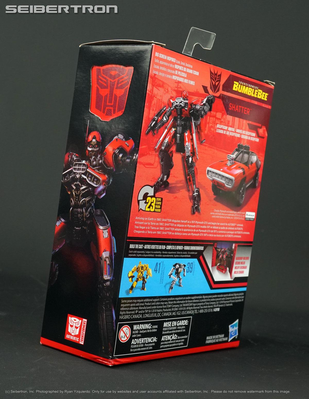 SHATTER Transformers Studio Series 40 Deluxe Bumblebee Hasbro Hasbro