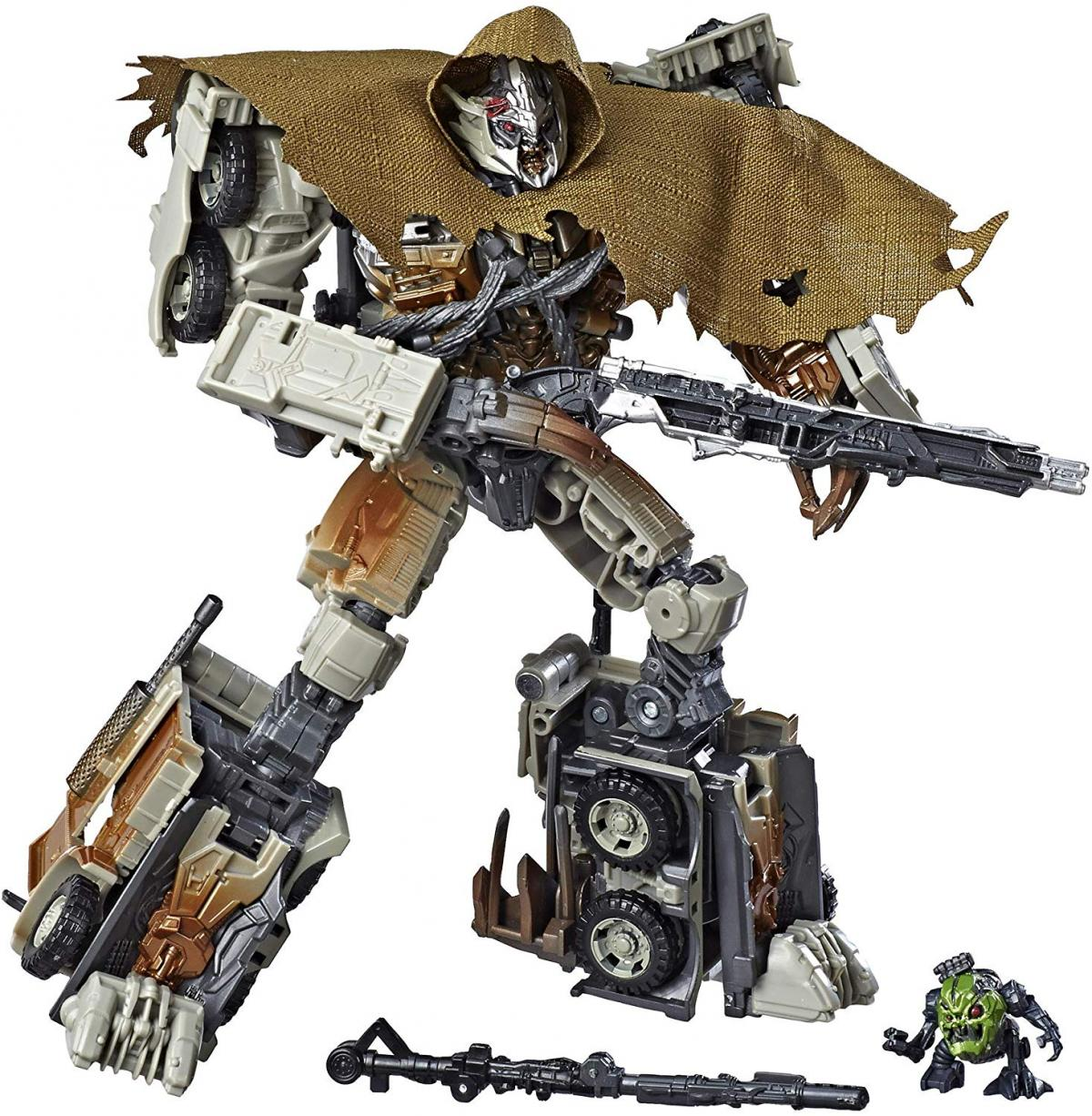 Transformers Studio Series 34 Leader Class DOTM Decepticon Megatron Jouet Neuf