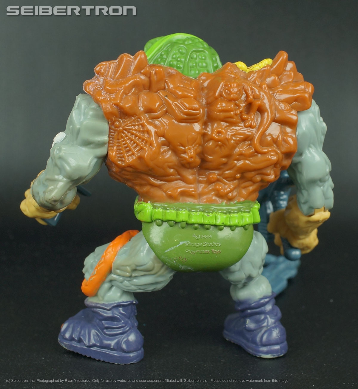 Teenage Mutant Ninja Turtles listings from Seibertron.com: GENERAL TRAAG Teenage Mutant Ninja Turtles 100% complete vintage 1989 TMNT