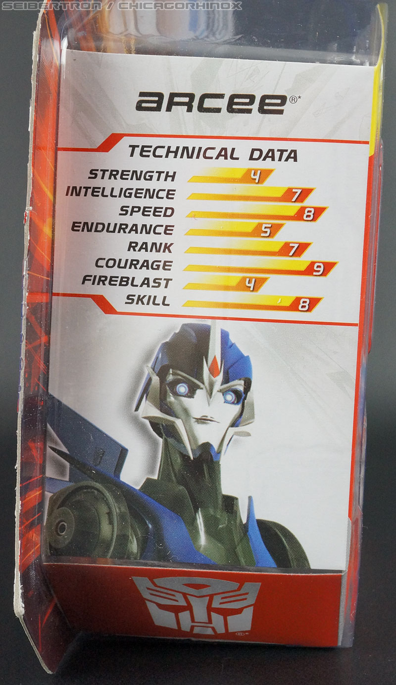 Transformers listings from Seibertron.com: ARCEE Transformers Prime Robots In Disguise RID MOSC - Ships SUPER fast IN STOCK