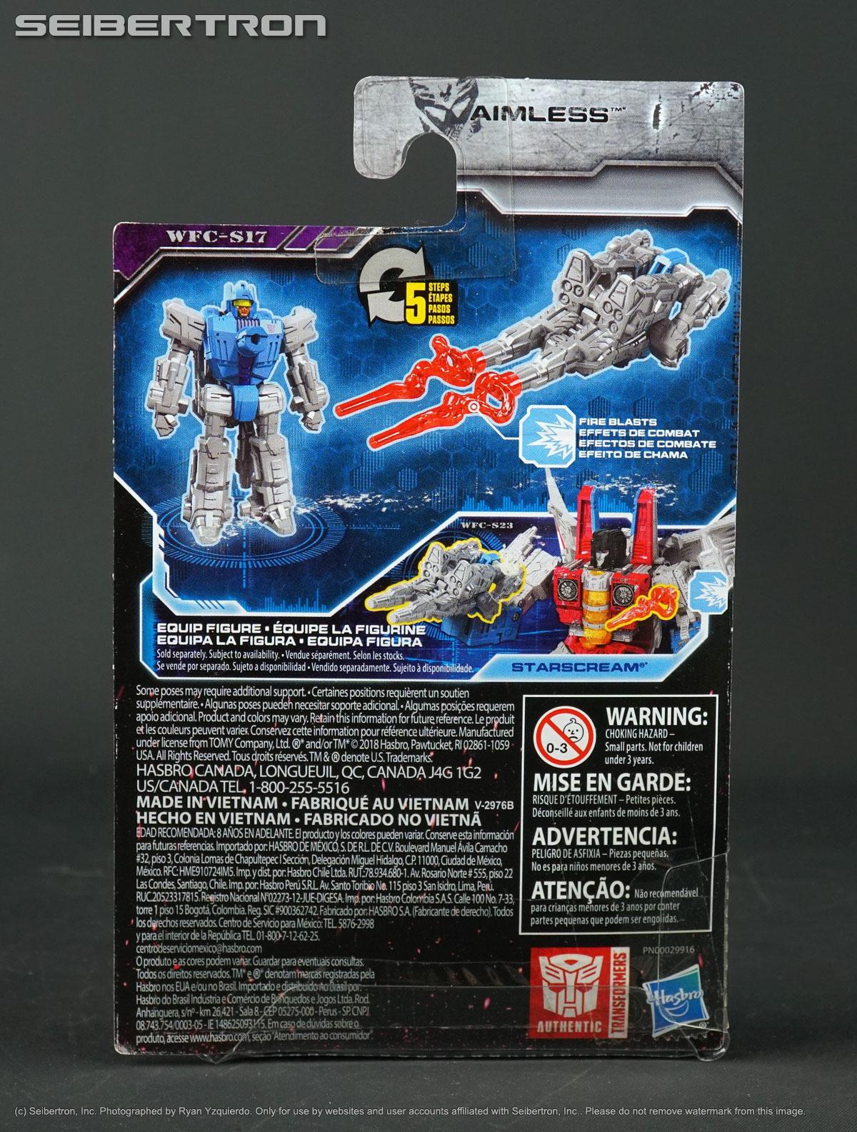 Transformers siege guerre pour Cybertron trilogie Battle Masters Rung