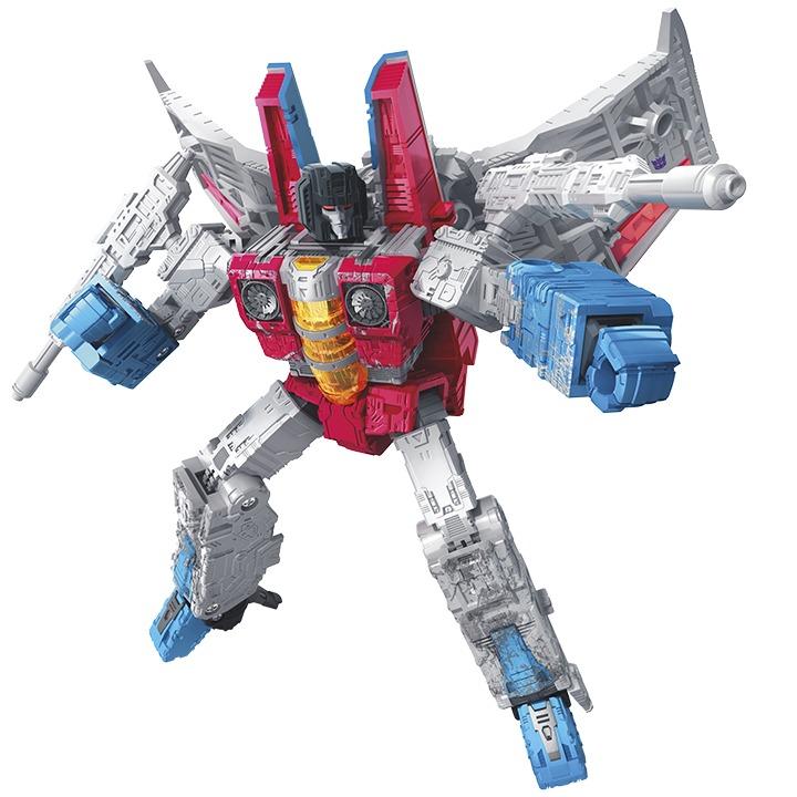 Leader Class Shockwave Figure Transformers siege guerre pour Cybertron WFC-S14 O