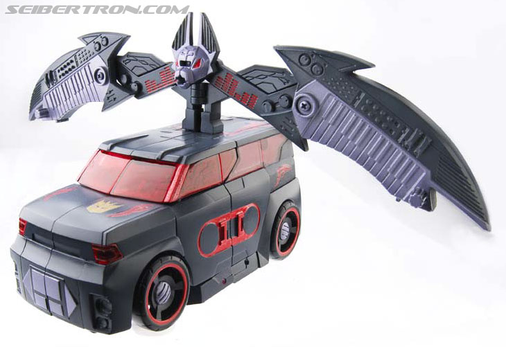 Toy Fair 2009 - Hasbro Official Images: Transformers Animated