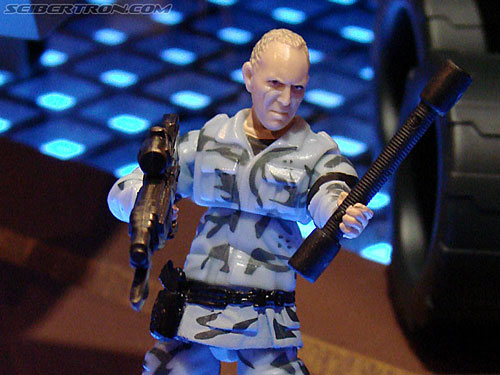 Toy Fair 2009 - G.I.Joe Product Display Area