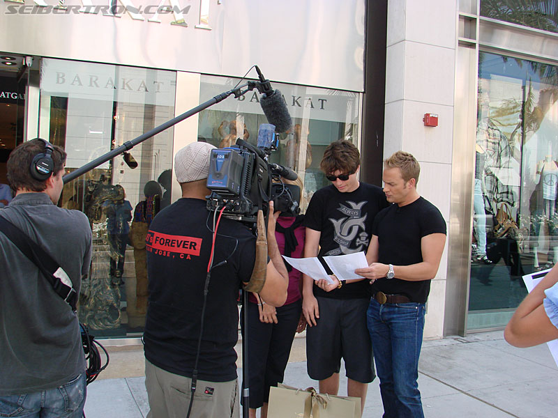 BotCon 2009 - A Day in Hollywood Tour