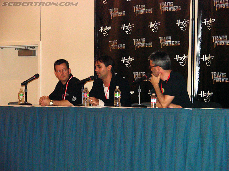 BotCon 2009 - Panels and People