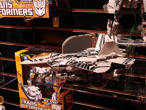 Toy Fair 2010 - Transformers Movie-verse