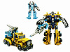 Toy Fair 2010: Official Transformers Product Images - Transformers Event: Combiner-2-Pack-Huffer-w-Caliburst