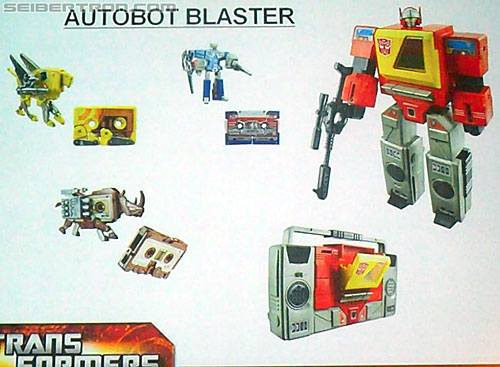 Toy Fair 2010 - Screenshots from Hasbro's presentation