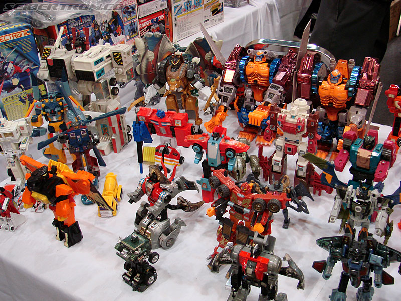 BotCon 2009 - Dealer Room