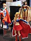 C2E2: Chicago Comic and Entertainment Expo - Transformers Event: Tonner Powergirl, Supergirl and Wonder Woman