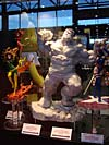 C2E2: Chicago Comic and Entertainment Expo - Transformers Event: Fall of the Hulks Hulk Fine Statue