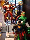 C2E2: Chicago Comic and Entertainment Expo - Transformers Event: Various DC Comics toys