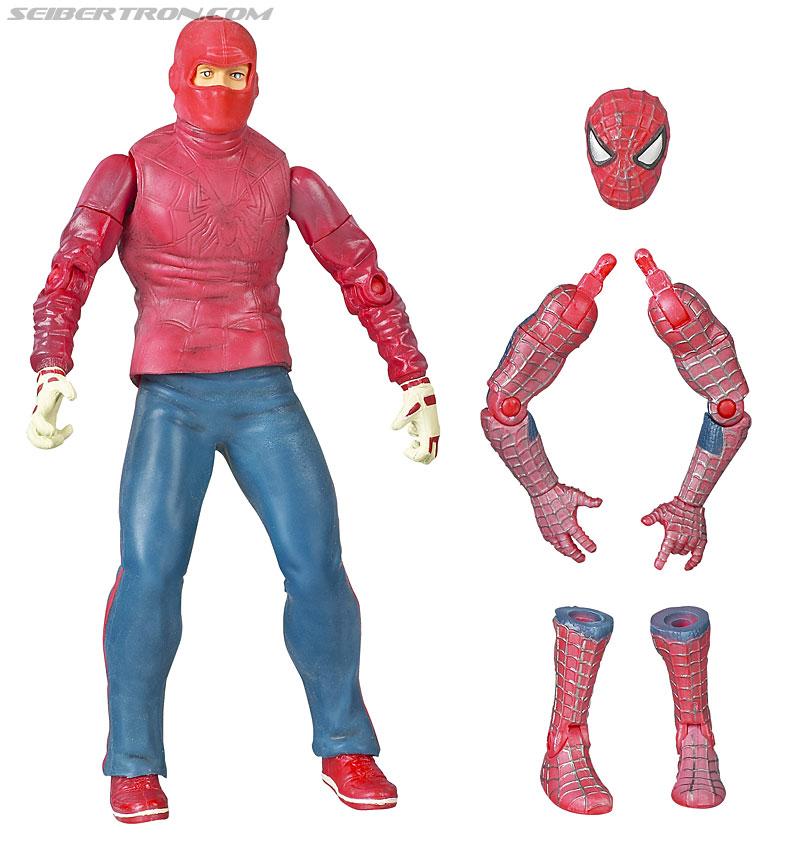 Игрушки картинки человек паук через вселенные