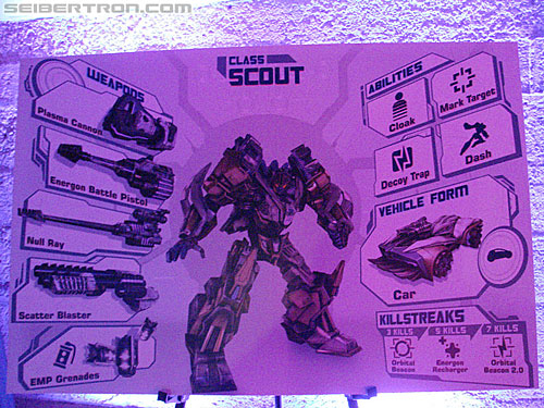 "Activision WFC ""War For Cybertron"" Event"