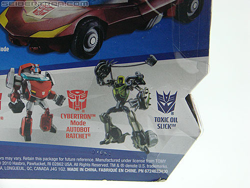 Transformers Animated toys