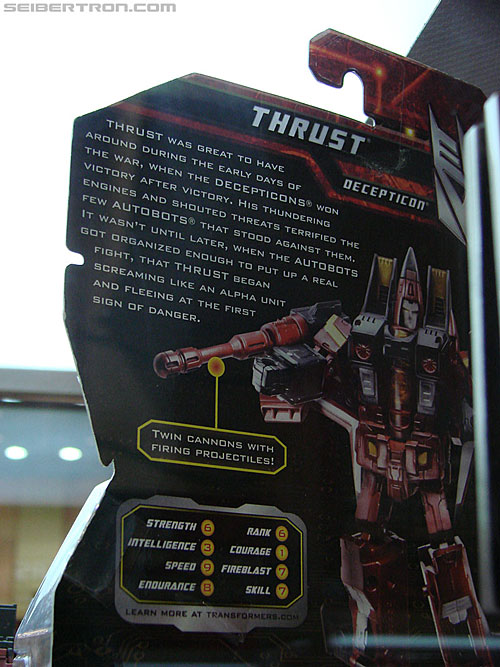 BotCon 2010 - Transformers Generations toys