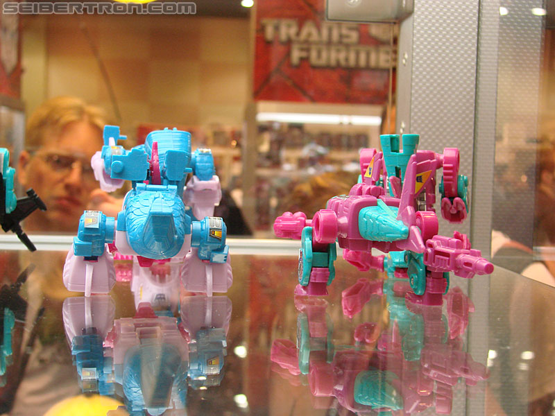 G1 Commemorative Piranacon reissue
