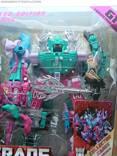 BotCon 2010 - G1 Commemorative Piranacon reissue
