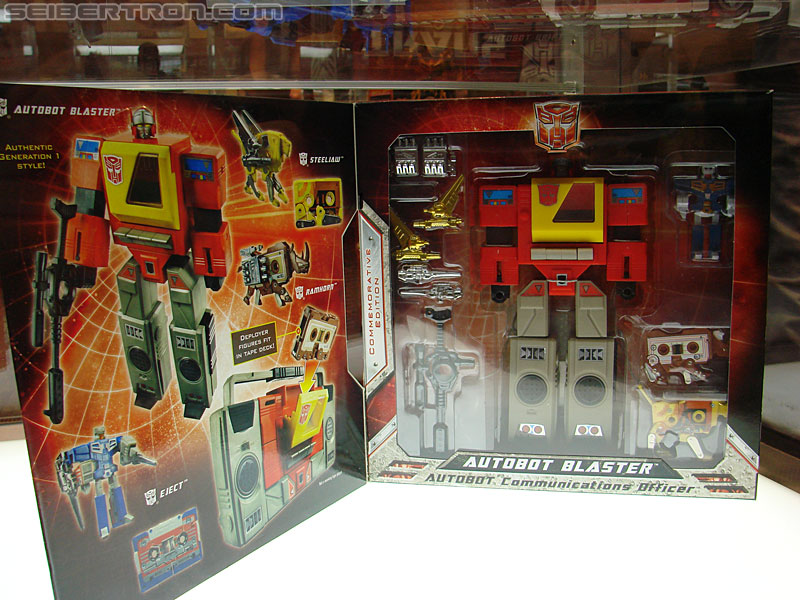 BotCon 2010 - SDCC Exclusives