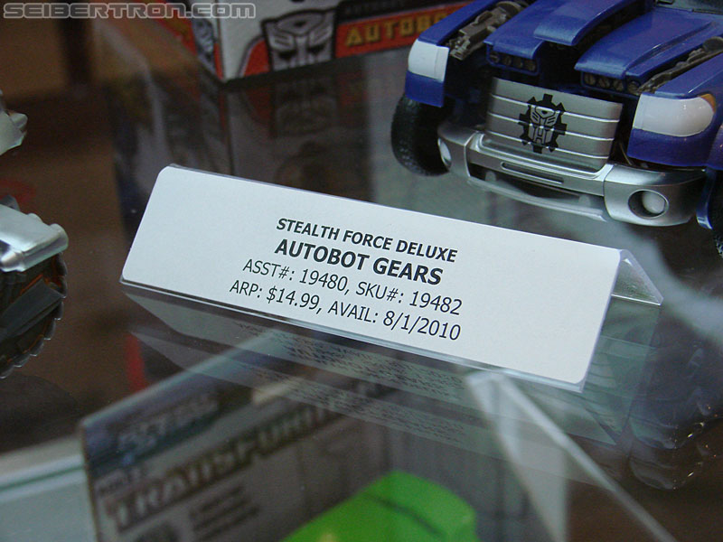 BotCon 2010 - Speed Stars (RPMs)