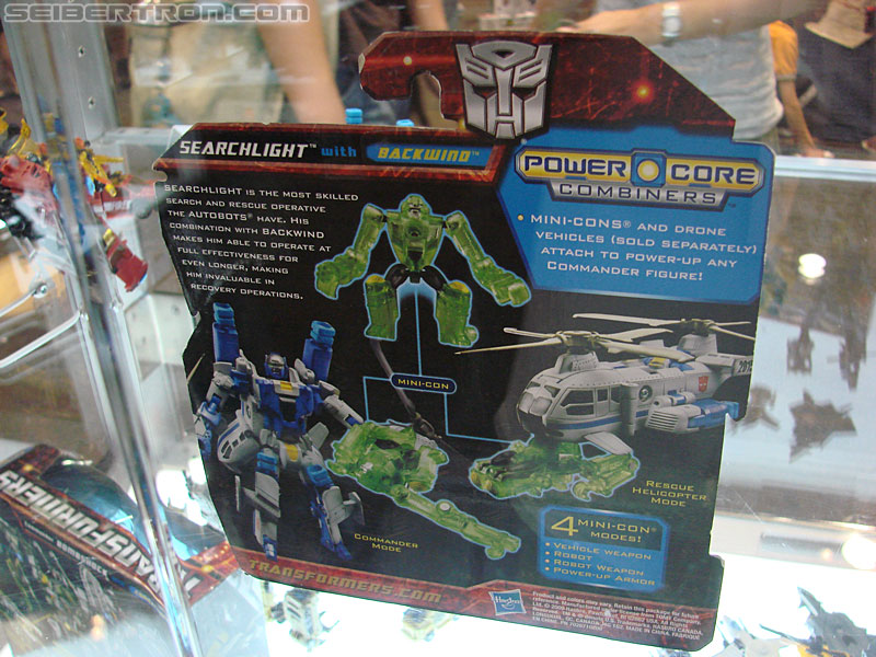 BotCon 2010 - Power Core Combiners