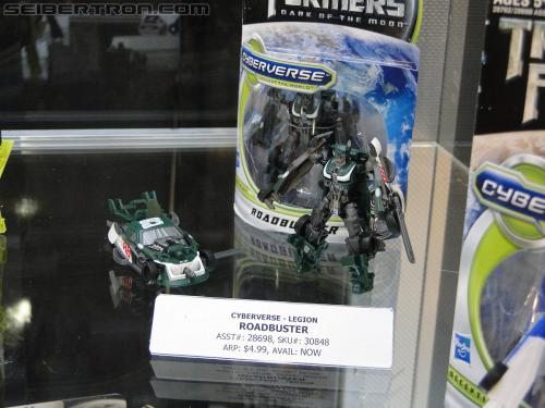 Botcon 2011 - Cyberverse Display Area