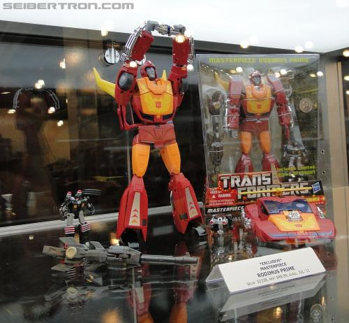 Transformers Retail Exclusives Display Area