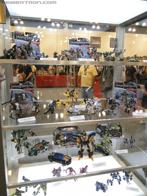 Botcon 2011 - Human Alliance Display Area