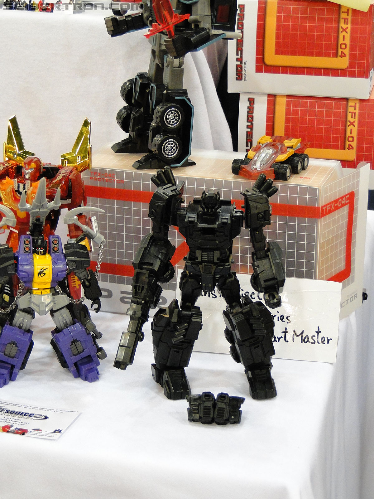 Botcon 2011 - 3rd Party Products