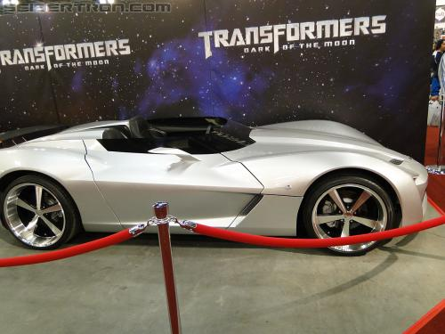 Vehicles @ BotCon 2011