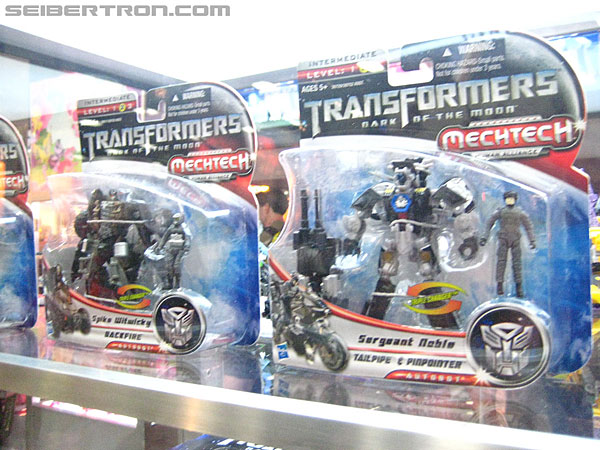 Transformers 3 Dark of the Moon (DOTM) Toys