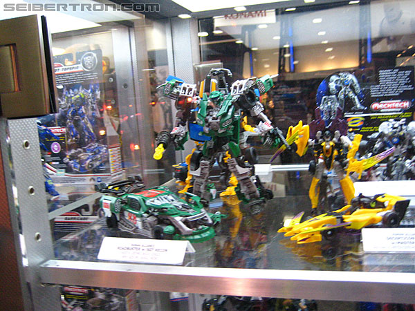 SDCC 2011 - Transformers 3 Dark of the Moon (DOTM) Toys