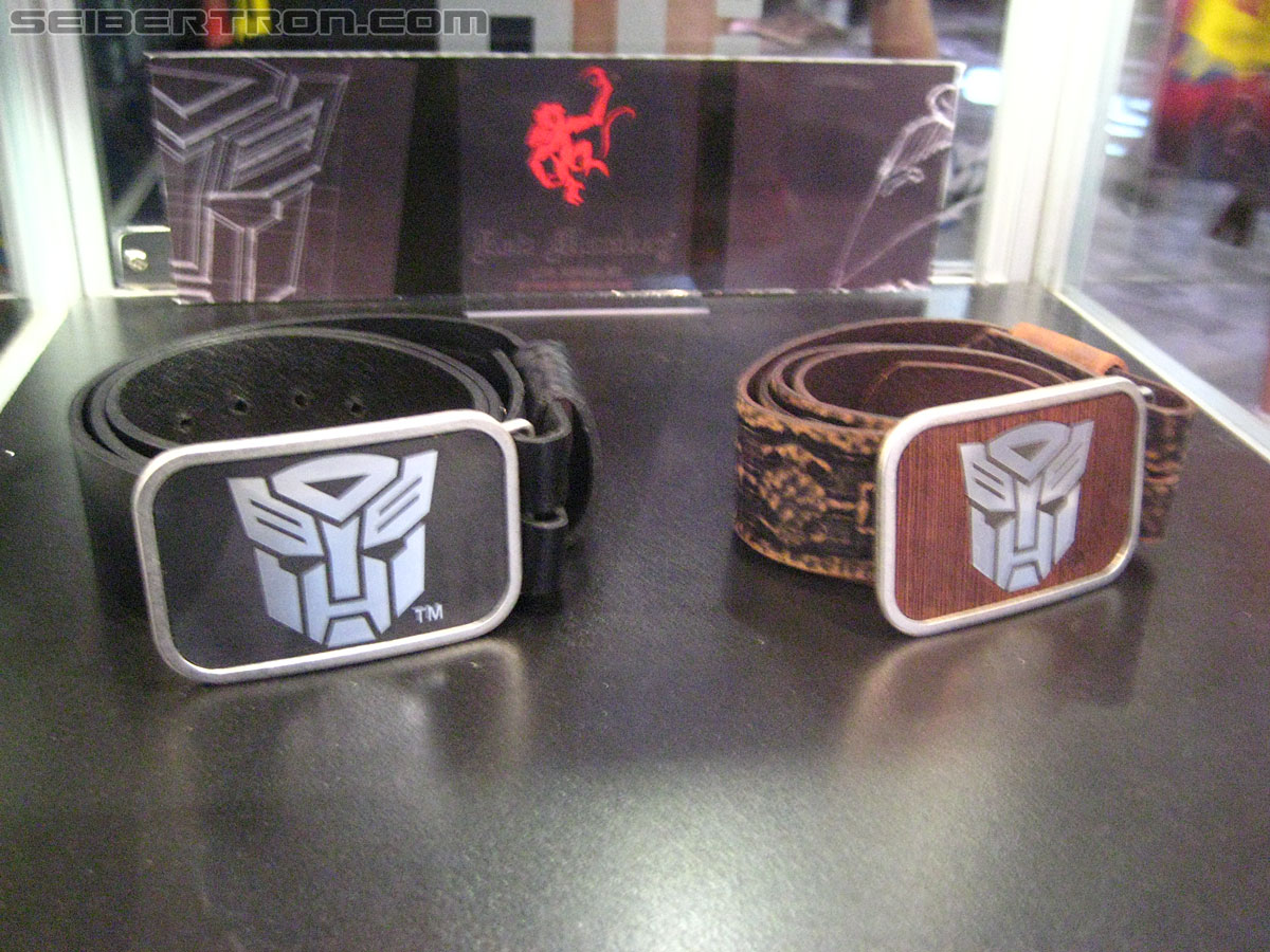 SDCC 2011 - Officially Licensed 3rd Party Products