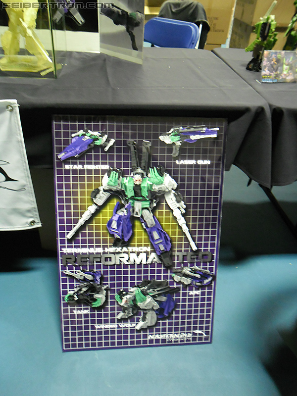 Victoria's Ultimate Hobby and Toy Fair 2011 - Mastermind Creations