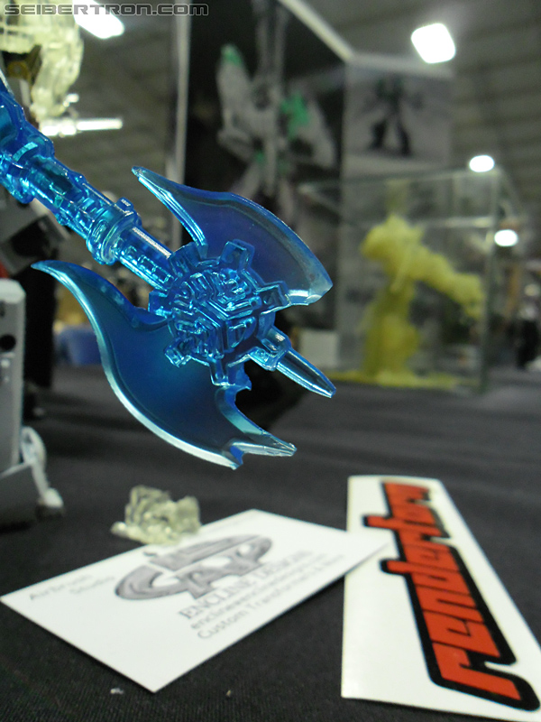 Victoria's Ultimate Hobby and Toy Fair 2011 - Steampunk