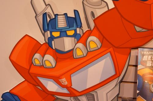 Toy Fair 2012 - Transformers: Rescue Bots
