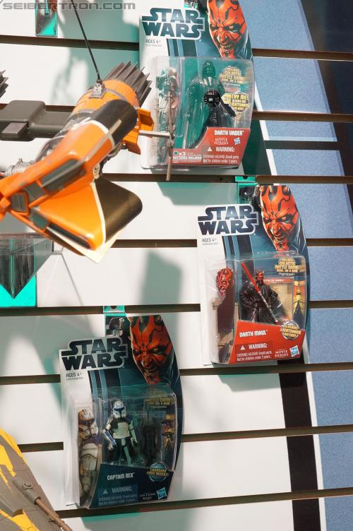 Toy Fair 2012 - Star Wars