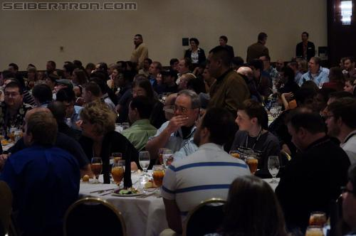 BotCon 2012 - Hall of Fame and Casino Night