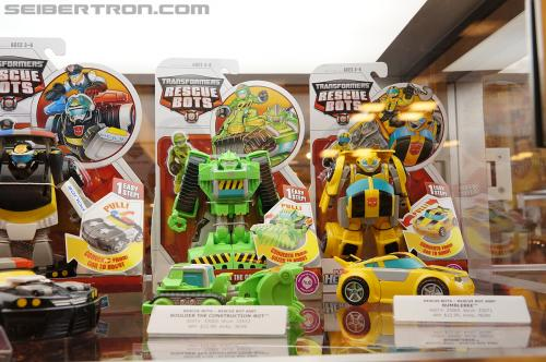 BotCon 2012 - Transformers Rescue Bots