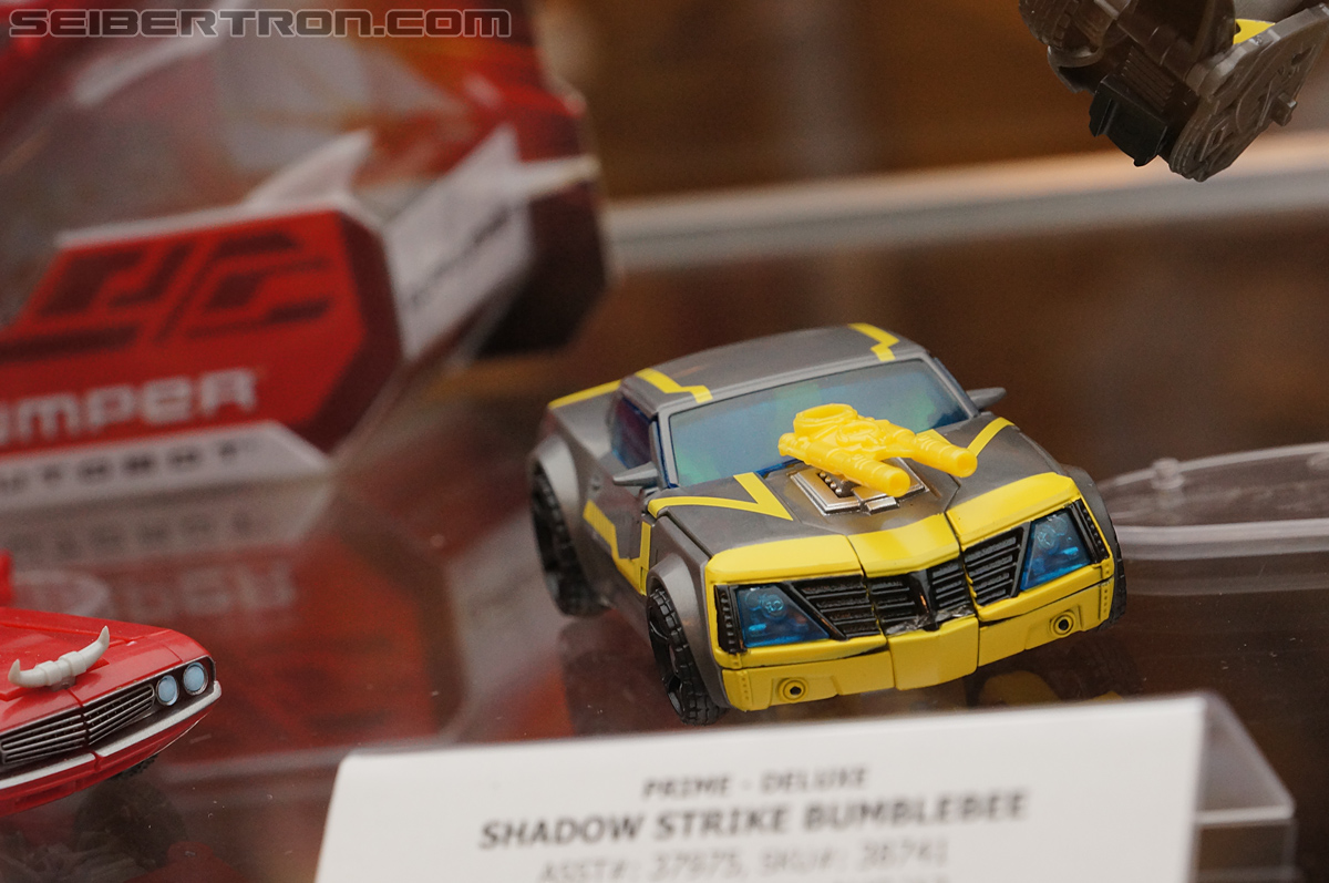 Transformers Prime product displays #2