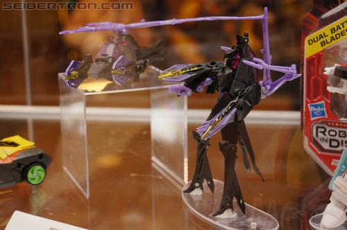 BotCon 2012 - Transformers Prime product displays #2