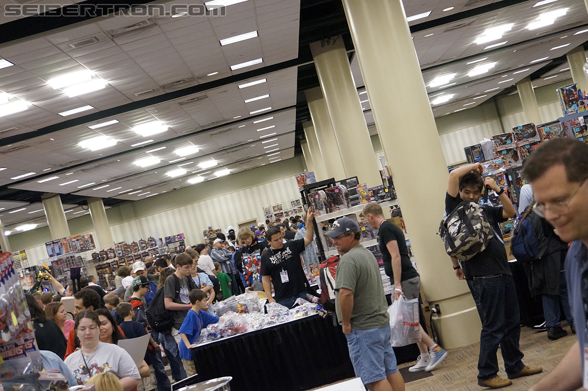 BotCon 2012 - Dealer Room gallery