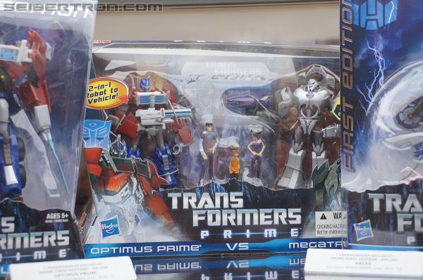 Transformers Prime First Edition Deluxes and Entertainment Pack Sighted at Retail