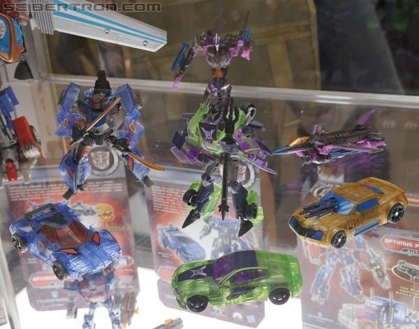 Transformers Prime First Edition and Dark Energon Update