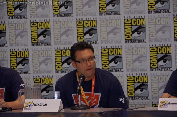SDCC 2012 - Panel - Hasbro: Transformers Brand