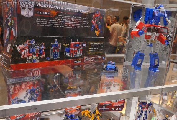 SDCC 2012 - Transformers Masterpieces