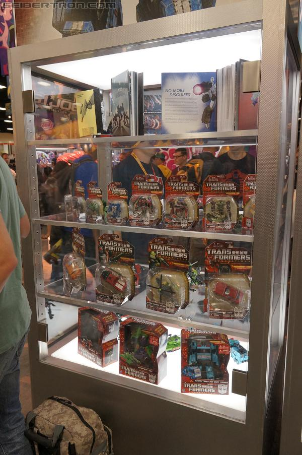 SDCC 2012 - Transformers Generations China Imports